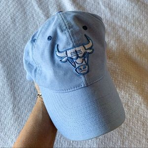 Mitchell and Ness Chicago Bulls baby blue